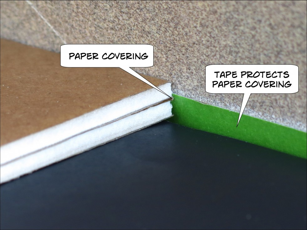 Tape Protects 1