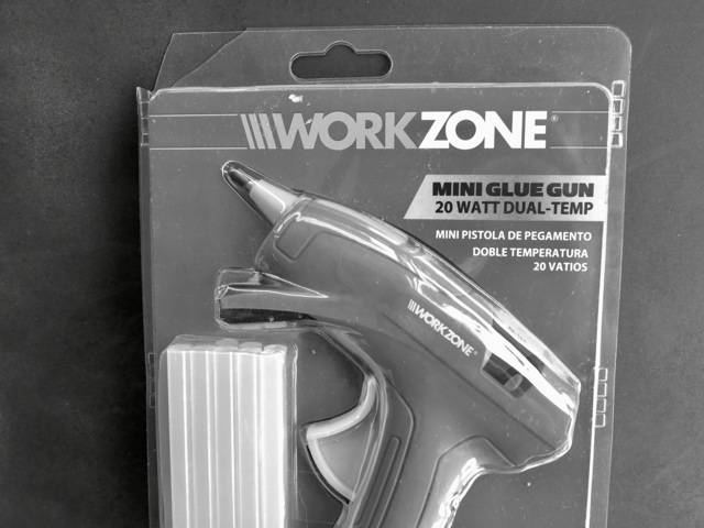 Aldi WorkZone Mini Glue Gun