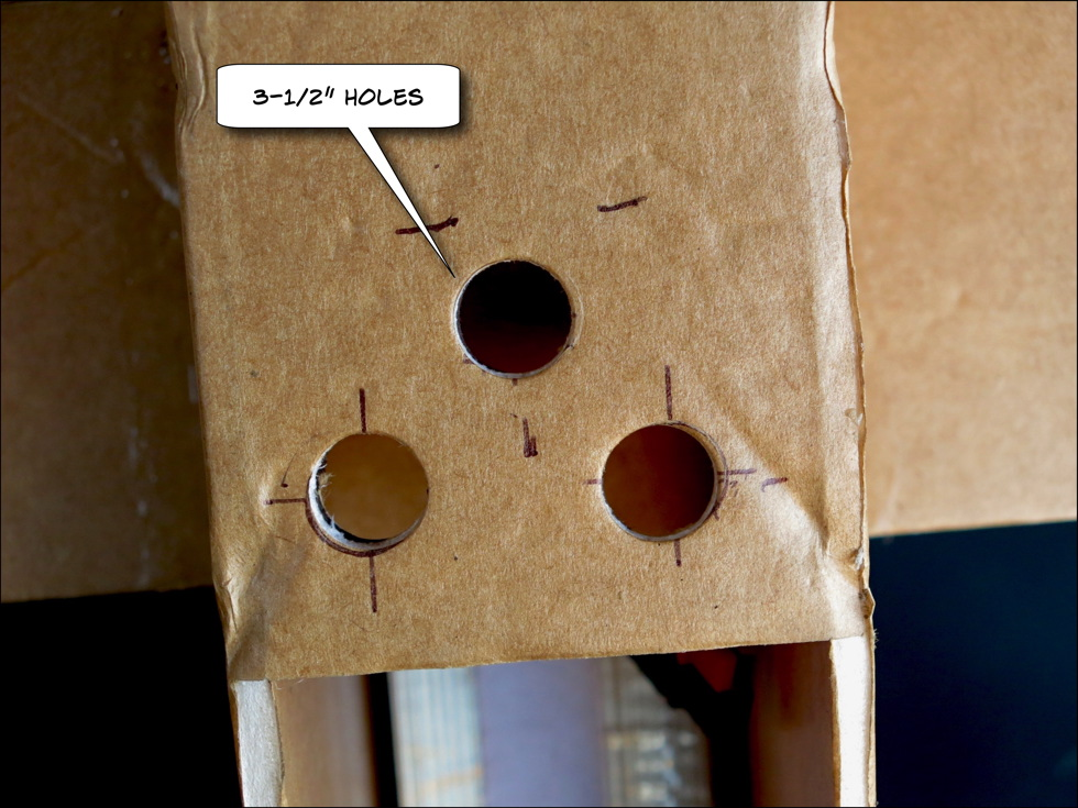 Holes In Fuse