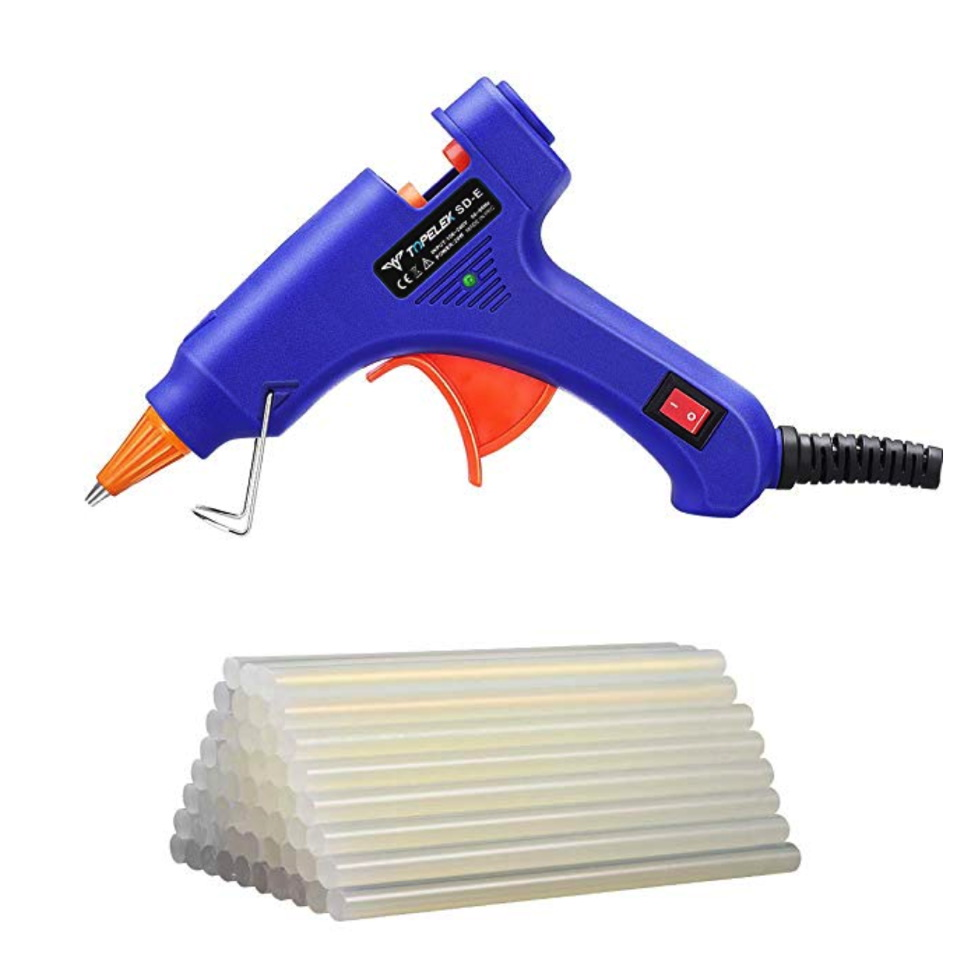 TopElek Glue Gun Kit fbf