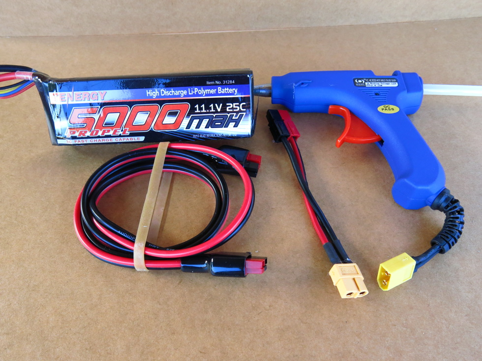 Battery Glue Gun fbf